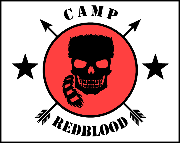 POST 12: MS PAINT AND THE EVOLUTION OF CAMP REDBLOOD - CAMP