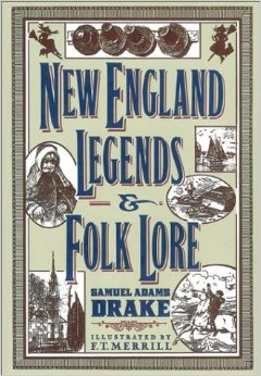 New England Legends Folklore