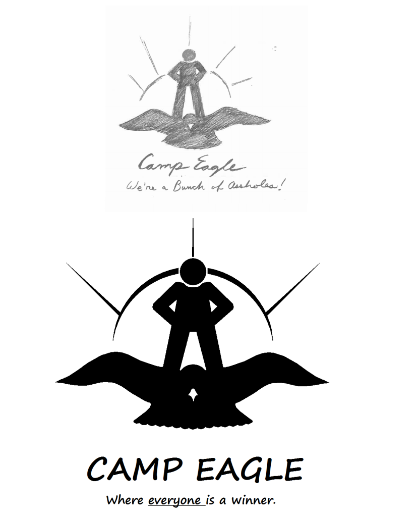 Camp Eagle Logo